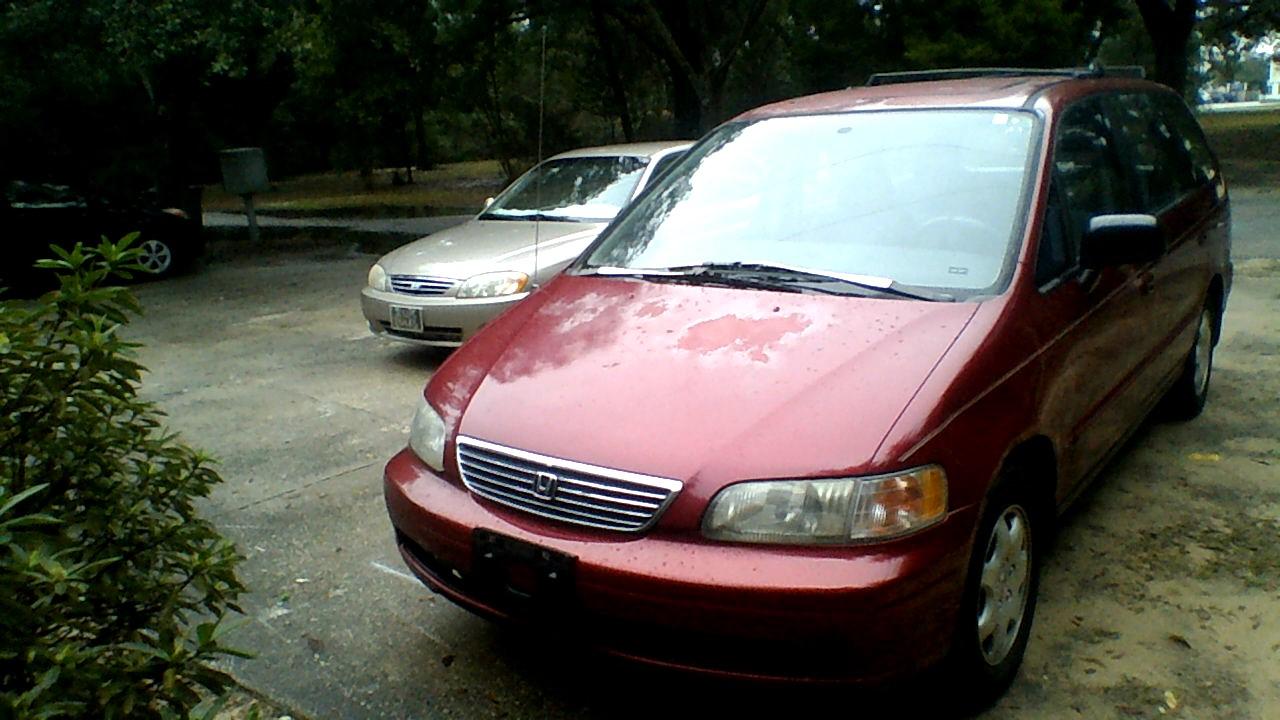 1995 Honda Odyssey - Overview - CarGurus