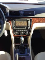 Picture of 2012 Volkswagen Passat SEL, interior