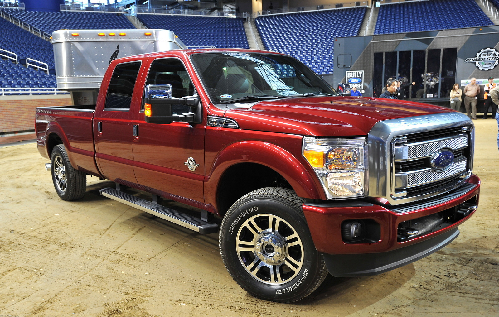 Ford F250 Towing Capacity >> 2013 Ford F-250 Super Duty - Overview - CarGurus