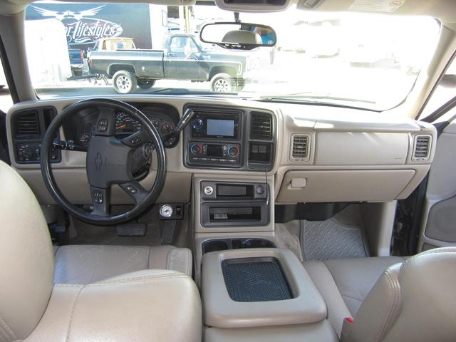 2004 Chevrolet Silverado 2500HD - Interior Pictures - CarGurus