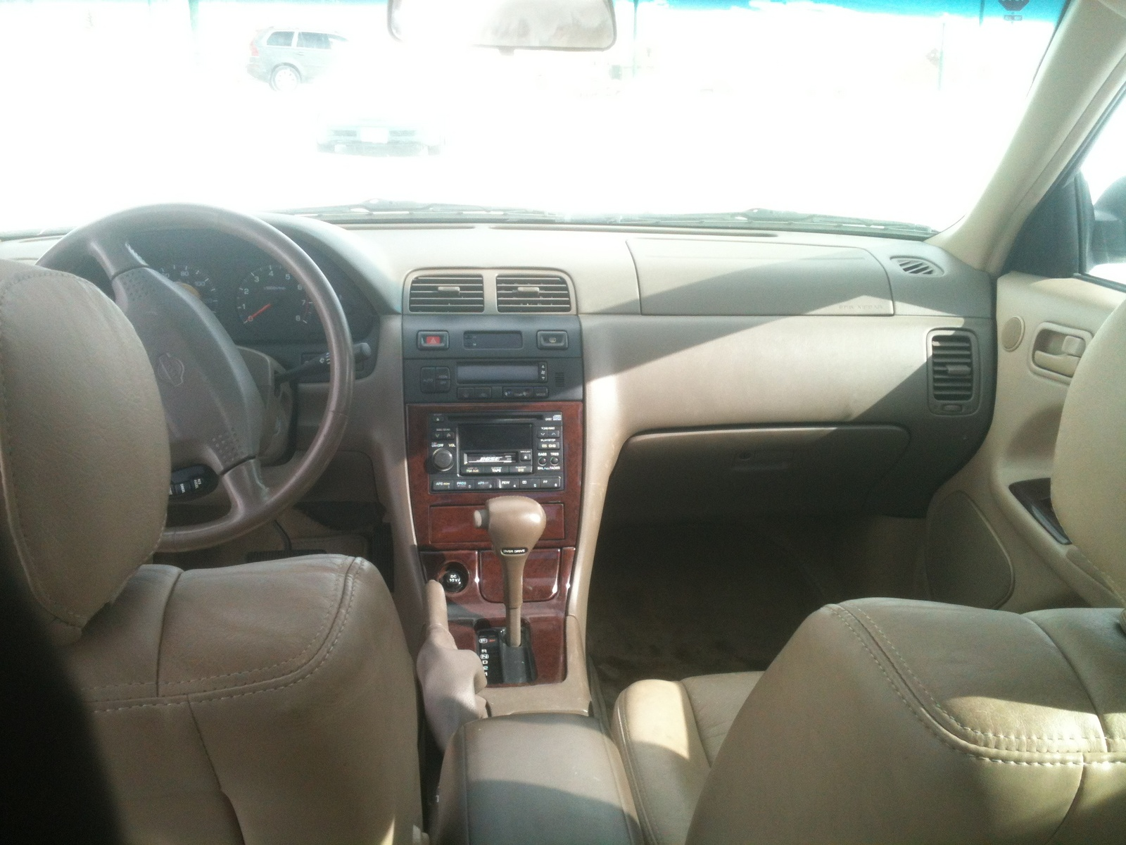 1998 Nissan Maxima Interior Pictures Cargurus