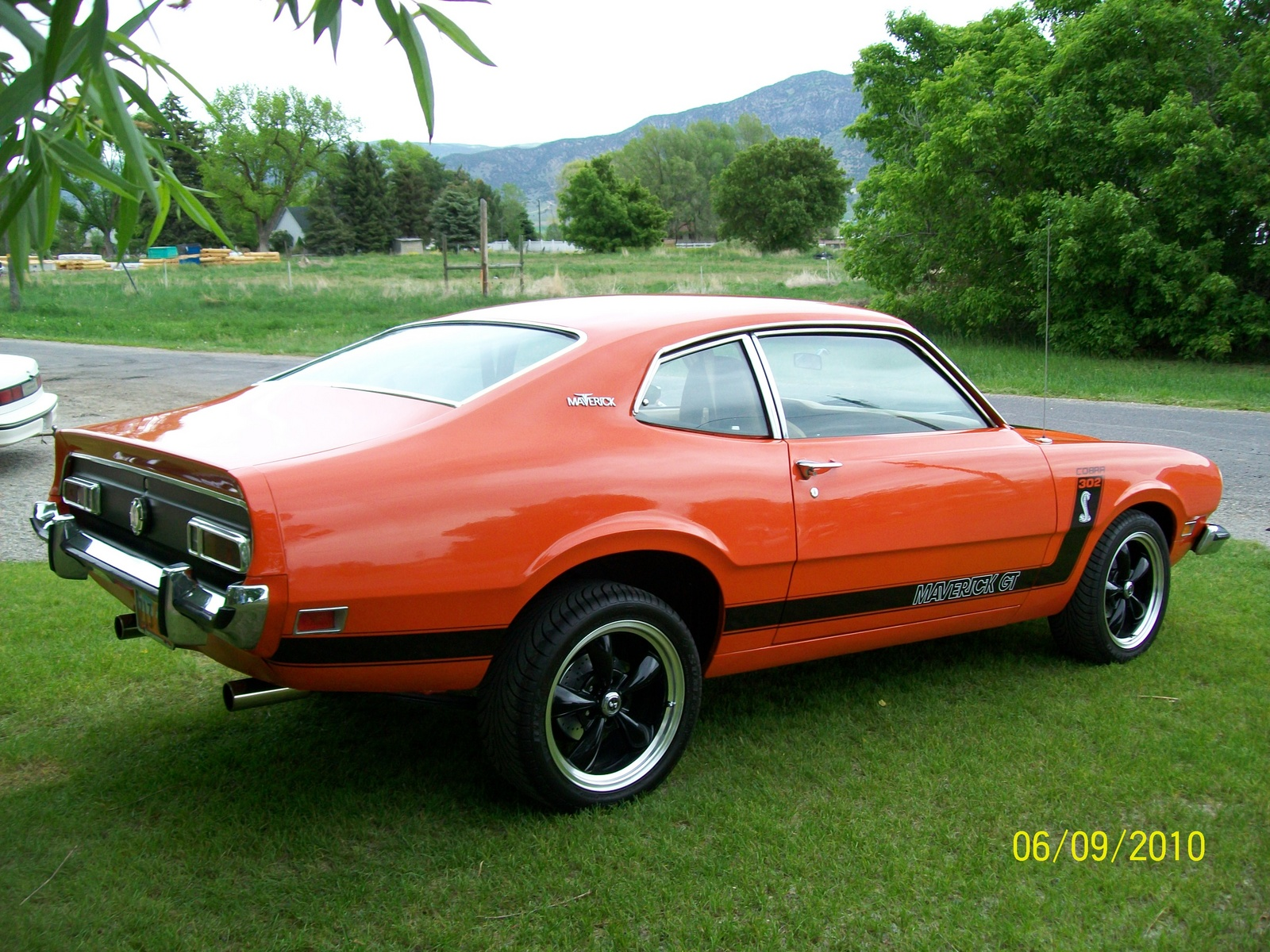 1973 Ford Maverick picture