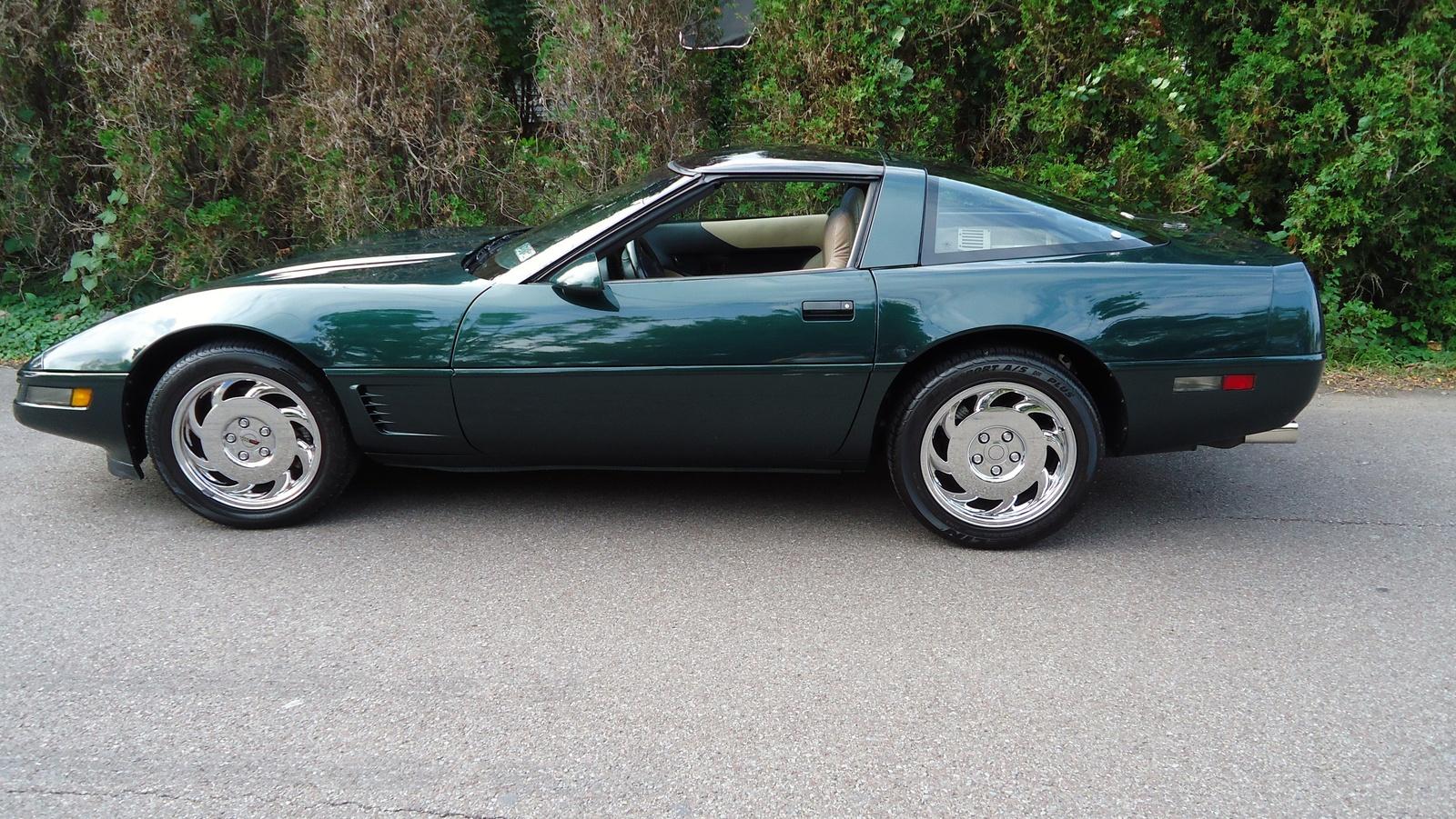 1995 Chevrolet Corvette Pictures Cargurus