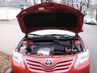 Picture of 2010 Toyota Camry LE, engine