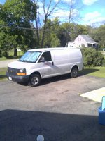2006 Chevrolet Express Cargo Picture Gallery