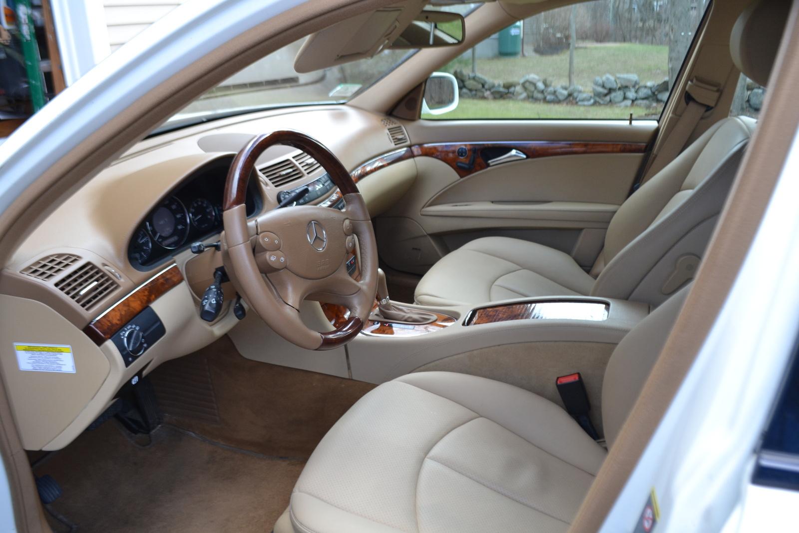 2009 mercedes benz e class interior pictures cargurus for 2009 mercedes benz e class e350 4matic review