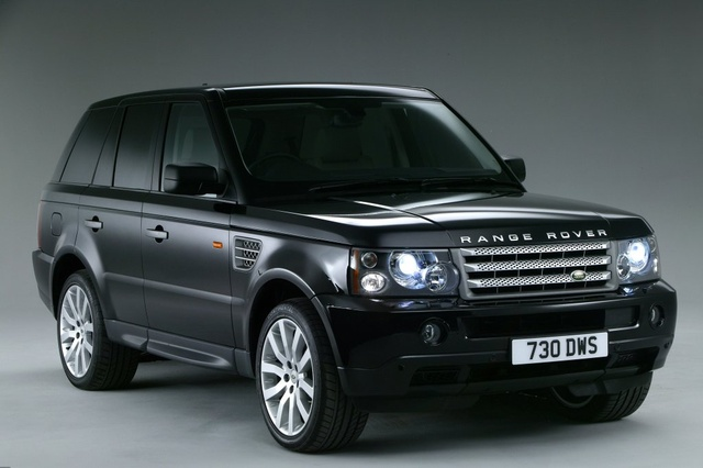 Picture of 2009 Land Rover Range Rover