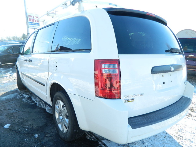 Picture of 2009 Dodge Grand Caravan C/V, exterior, gallery_worthy