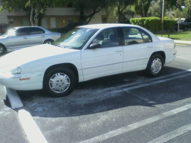 Picture of 2000 Chevrolet Lumina 4 Dr STD Sedan