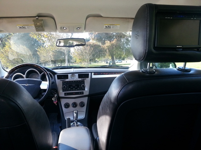 Picture of 2009 Chrysler Sebring Limited Sedan FWD, interior, gallery_worthy