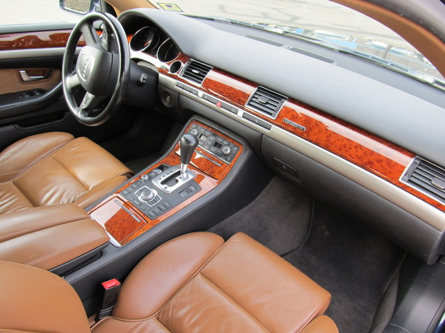 Picture Of 2006 Audi A8 L Quattro AWD Interior Gallery Worthy