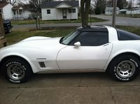 1982 Chevrolet Corvette Coupe, Picture of 1982 Chevrolet Corvette Base, exterior