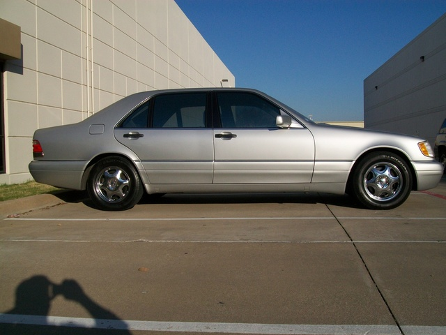 Picture of 1999 Mercedes-Benz S-Class S 500, exterior, gallery_worthy
