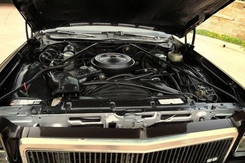 Picture of 1977 Chevrolet El Camino, engine