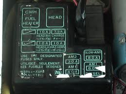 Toyota 4runner Questions Fuse Panel Diagram Cargurus