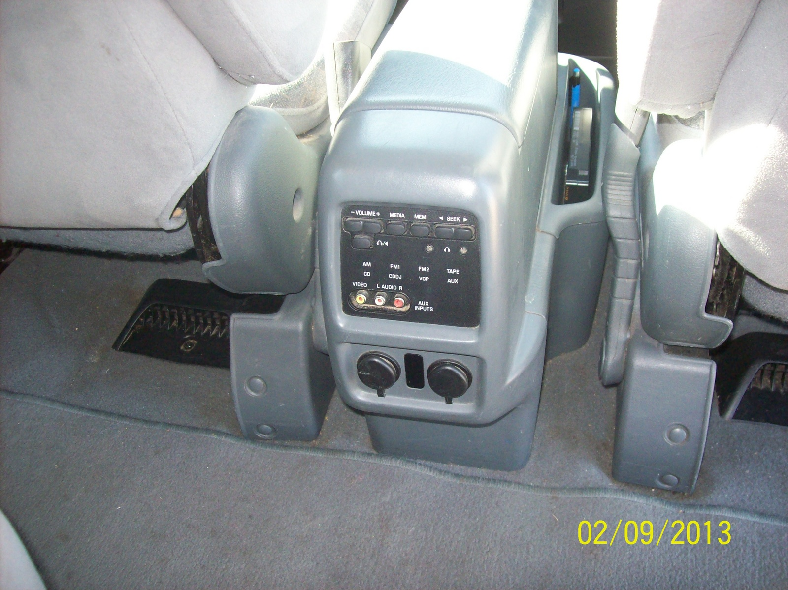 Nissan Quest Gxe Pic
