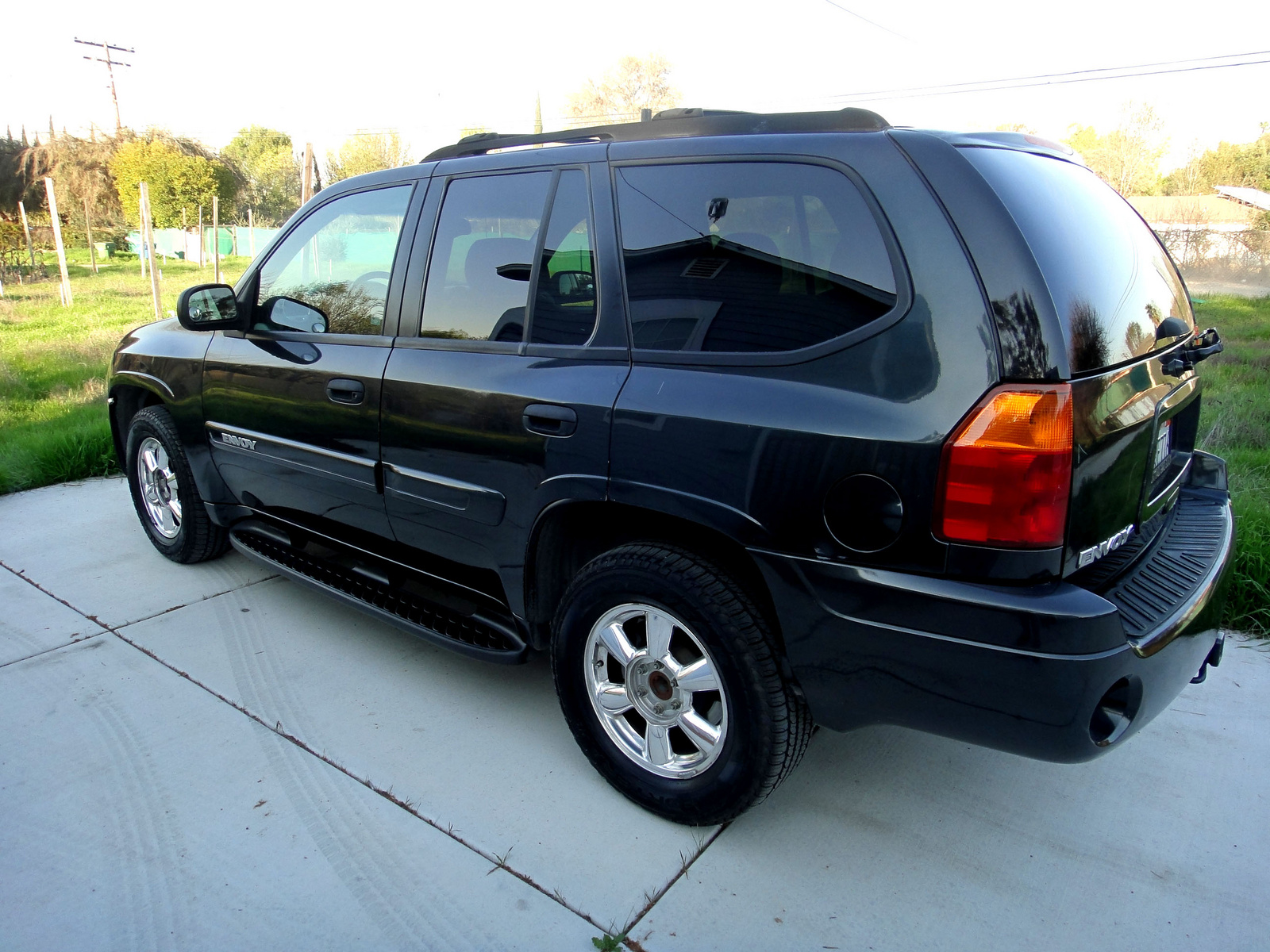 Picture of 2003 GMC Envoy 4 Dr SLE SUV