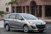 2013 Mazda MAZDA5, Front-quarter view, exterior, manufacturer, gallery_worthy