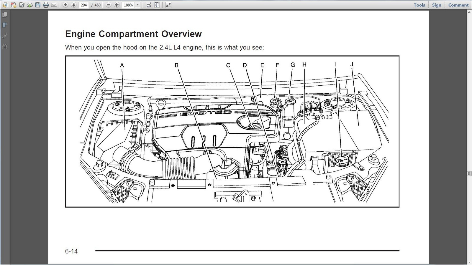 Chevrolet Engine Compartment Diagram - Wiring Diagram