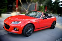 2013 Mazda MX-5 Miata, Front-quarter view, exterior, manufacturer, gallery_worthy
