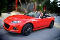 2013 Mazda MX-5 Miata Picture Gallery