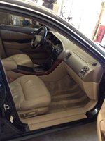 Picture of 2000 Acura TL 3.2TL, interior
