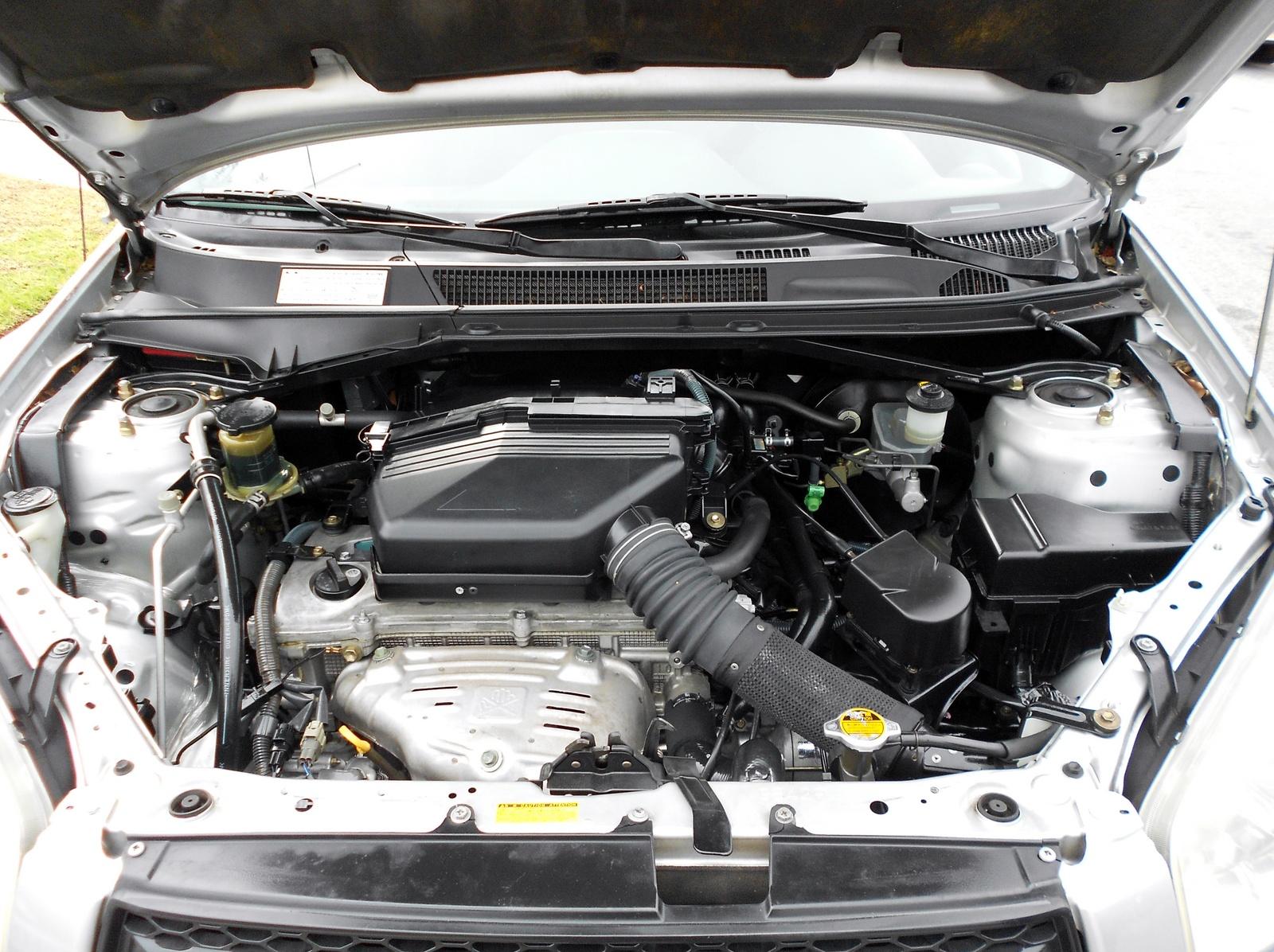 2001 Toyota Rav4 - Pictures
