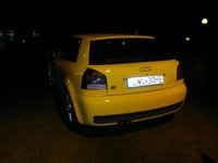 2000 Audi S3 Overview