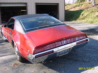 1968 Oldsmobile Toronado Overview