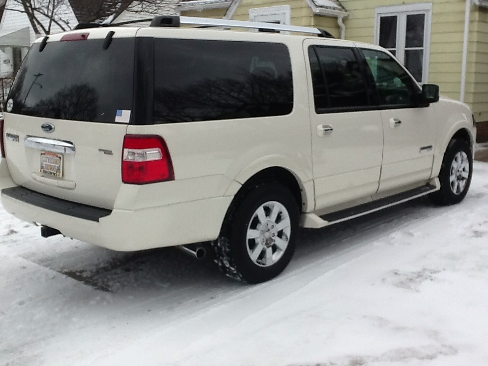 ford expedition el review the truth about cars autos weblog. Black Bedroom Furniture Sets. Home Design Ideas