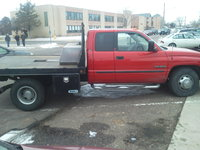 Picture of 2001 Dodge Ram 3500 ST Quad Cab LB, exterior