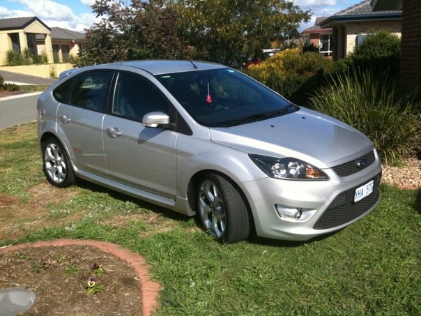 Picture of 2010 Ford Focus