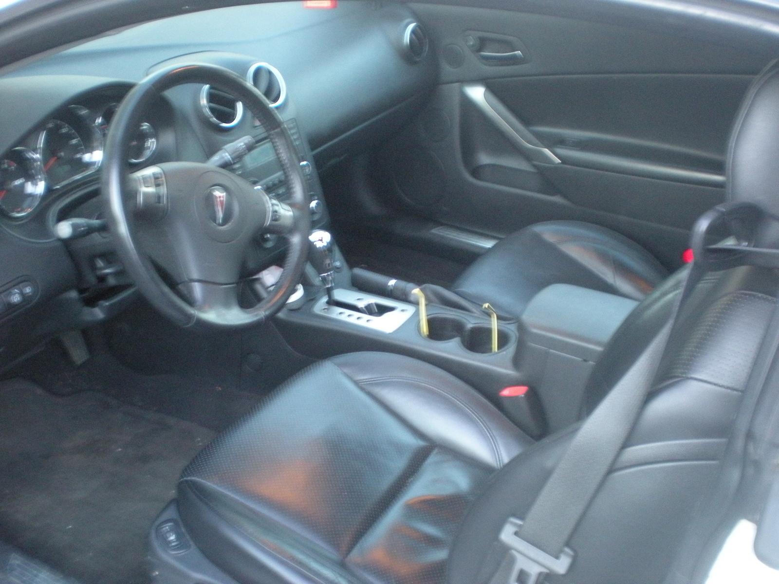 2008 Pontiac G6 Interior Pictures Cargurus