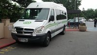 Picture of 2009 Dodge Sprinter Passenger 2500 170 WB RWD, exterior, gallery_worthy