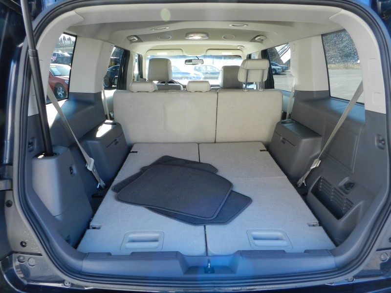 2010 ford flex interior pictures cargurus. Black Bedroom Furniture Sets. Home Design Ideas