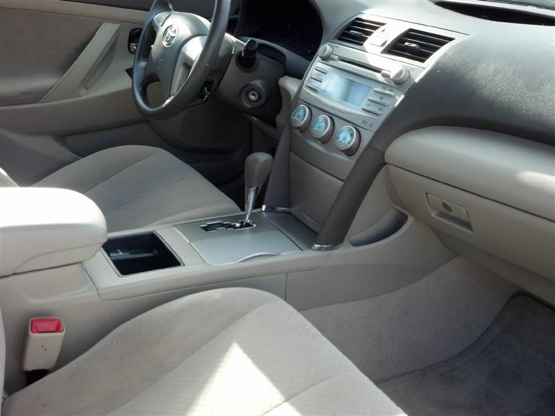 Picture Of 2009 Toyota Camry Le Interior