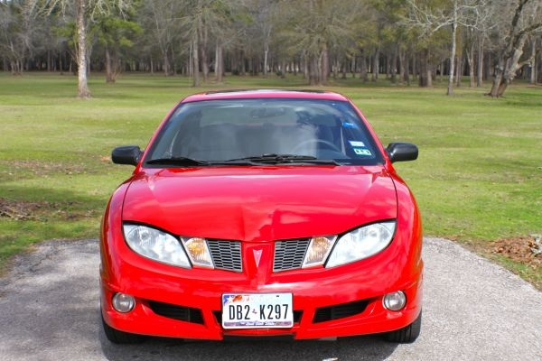 Picture of 2005 Pontiac Sunfire Special Value, exterior