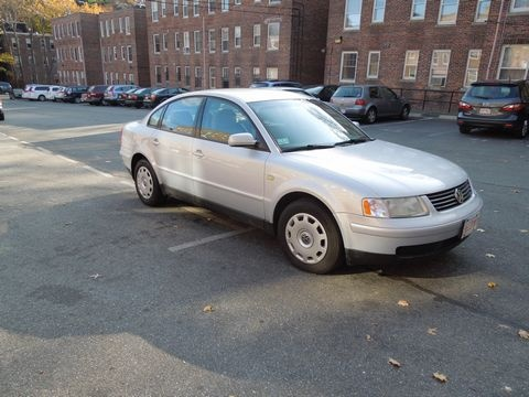 Picture of 1999 Volkswagen Passat 4 Dr GLS 1.8T Turbo Sedan, exterior