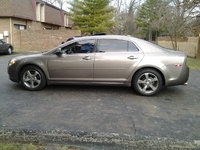 Picture of 2011 Chevrolet Malibu LT, exterior