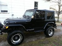 Picture of 1998 Jeep Wrangler Sahara, exterior
