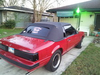 Picture of 1983 Ford Mustang GLX Convertible, exterior
