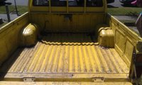 1984 Toyota Hilux, rusted tray, needs new one, exterior, gallery_worthy