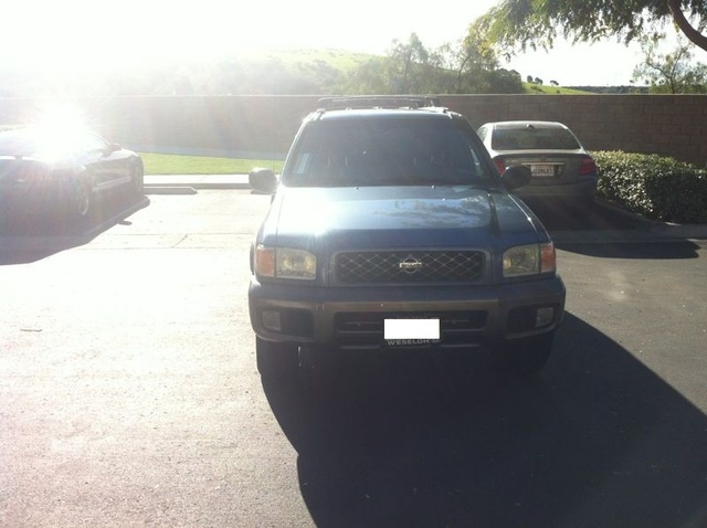 Picture of 2002 Nissan Pathfinder SE, exterior