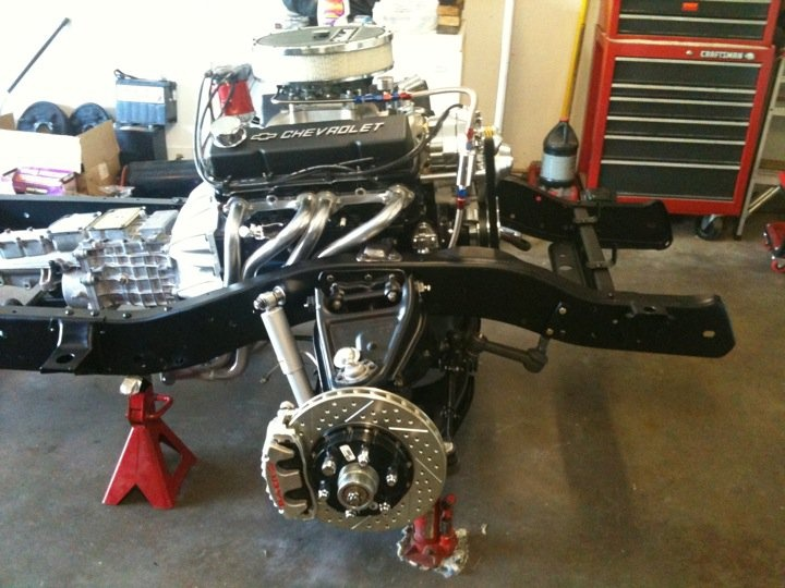 Chevrolet C K 10 Questions 66 Chevy C10 Motor Mount