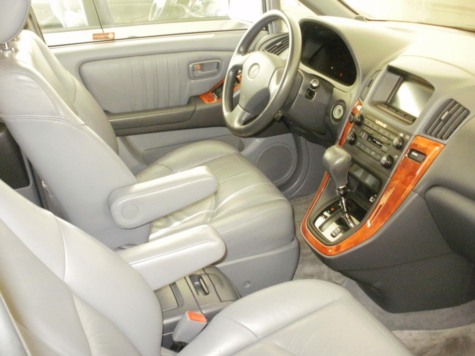 Lexus Rx Base Pic