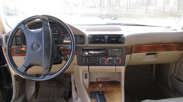 1994 Bmw 5 Series Interior Pictures Cargurus