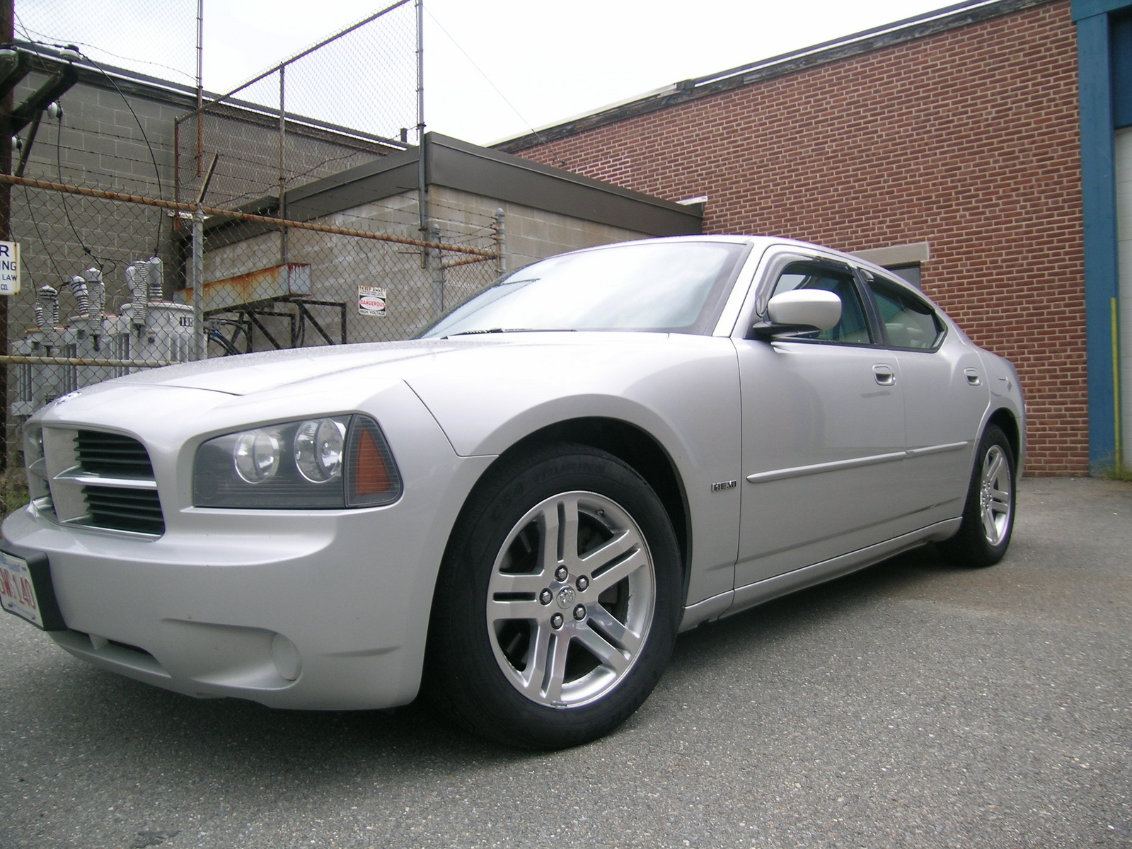 Dodge Charger Questions - 2006 Charger RT stalls just after