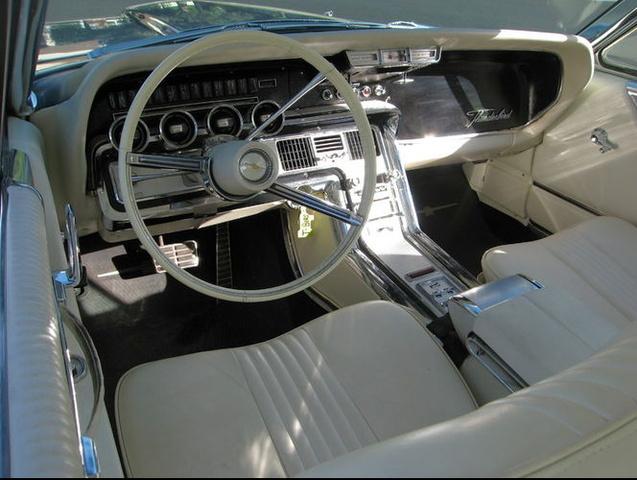 1964 Ford Thunderbird Interior Pictures Cargurus