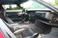 Picture of 1984 Chevrolet Corvette Coupe, interior