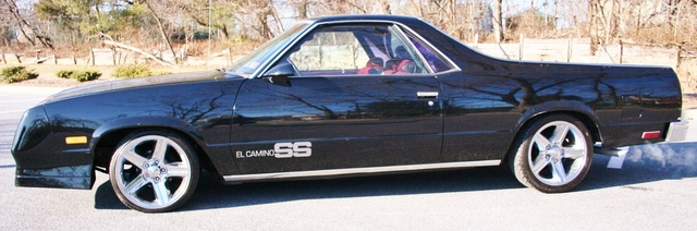 Picture of 1987 Chevrolet El Camino